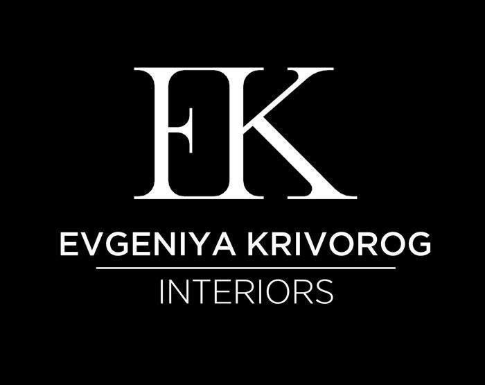 Дизайн студия Evgeniya Krivorog Interiors