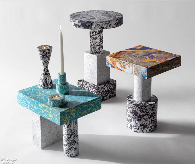 мебель из мрамора