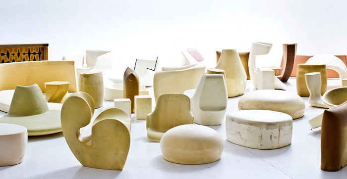кресла и диваны фабрики Moroso